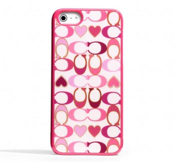 Peyton Signature Heart iPhone 5 Case