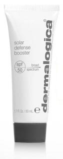 Solar Defense Booster SPF 50, 0.34oz / 10ml