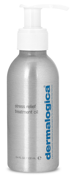Stress Relief Treatment Oil, 3.4oz / 100ml