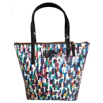 Yaletown Jeralyn Tote Multicolor